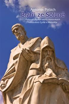 obálka knihy Bratři ze Soluně, Druhé vydání u Rybka Publishers