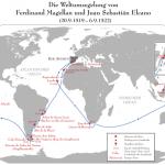 500 let od první cesty kolem světa