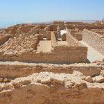 Massada und Totes Meer