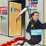 Kam směřuje rakouský kancléř Kurz?